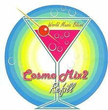 COSMO MIX - VOL. 2 - REFILL - Dance Party Grooves with World Beat Flavors