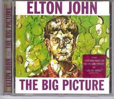 (EF689) Elton John, The Big Picture - 1997 CD