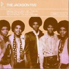 THE JACKSON FIVE Icons 2CD BRAND NEW Best Of Greatest Hits Michael Jacksons
