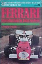 FERRARI, 1971 BOOK