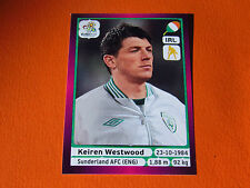 346 WESTWOOD SUNDERLAND REPUBLIC OF IRELAND EIRE  FOOTBALL PANINI UEFA EURO 2012