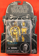 "Star Wars The Black Series Blue 3.75"" #16 C-3PO 2015 Hasbro"