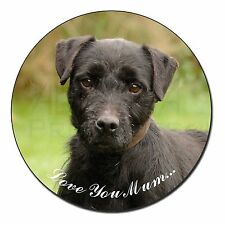 Fell Terrier Dog 'Love You Mum' Fridge Magnet Stocking Filler Chris, AD-FT1lymFM