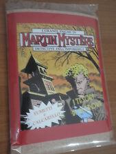"""MARTIN MYSTERE Busta fumetti + Calcarelli """"I tesori di Altrove"""" 4"""
