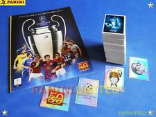 Panini★CHAMPIONS LEAGUE 2011/12★complete set + empty album/Leeralbum