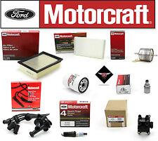 Tune Up Kit 2001-2002 Ford Escape 2.0L L4 DG536 WR5974 FG800A FA1696 FL400S FP49
