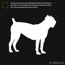 (2x) Cane Corso Sticker Die Cut Decal Self Adhesive Vinyl dog canine pet