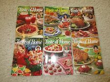Taste Of Home Magazines - Lot Of 6 Back Issues 2000