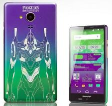 SHARP SH-M02-EVA20 EVANGELION LIMITED EDITION ANDROID 5.0 SMARTPHONE UNLOCKED Z5