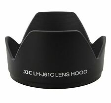 JJC LH-J61C BLK Lens Hood re.LH-61C for OLYMPUS ZUIKO DIGITAL ED 14-42mm etc.
