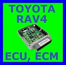 TOYOTA RAV4 2000-2003 ECU ECM  REPAIR SERVICE.  Automatic Gear Box Faults