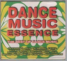 DANCE MUSIC ESSENCE GIGI D'AGOSTINO U.S.U.R.A. PAPS'N'SKAR CD F.C.SIGILLATO!!!
