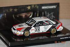 Audi V8 DTM 1990 #44 H.J.Stuck Collection  1:43  Minichamps neu & OVP 444901444