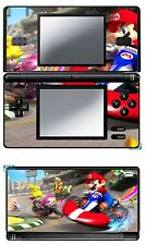 SKIN DECAL STICKER DECO FOR NINTENDO DS LITE REF 12 MARIO KART