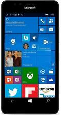 "Microsoft Nokia Lumia 950 Dual SIM 32GB Unlocked 5.2"" Smartphone 20MP, Black"