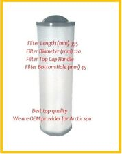 ARCTIC PURE SILVER SENTINAL FOR ARCTIC COYOTE MONARCH SPAS HANDLE FILTER