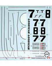 STUDIO27 BT44 US GP 1974 WATKINS GLEN DECAL for TAMIYA 1/12 BRABHAM BT44B
