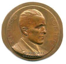 FILIPPO LORIOLI MEDAGLIA COMMEMORATIVA 1928