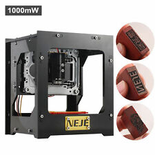 NEJE DK-8-KZ PERSONAL HOME DIY HIGH SPEED LASER ENGRAVER PRINTING - 1000mW, USB