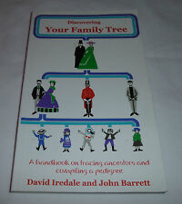 Discovering Your Family Tree By John Barrett & David Iredale, ISBN: 0747805350