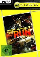 Need for Speed: the Run alemán impecable