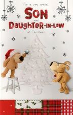 Boofle Son & Daughter-In-Law Christmas Card Lovely Special Xmas Greeting Cards