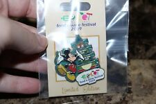 Disney Epcot International Food and Wine Festival 2009 - Mickey Mouse pin