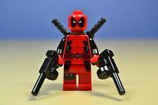 lego MARVEL SUPER HEROES DEADPOOL MINIFIGURE 6866 AUTHENTIC!!