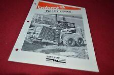 Bobcat Skid Loader Pallet Forks  For 1994 Dealers Brochure DCPA2