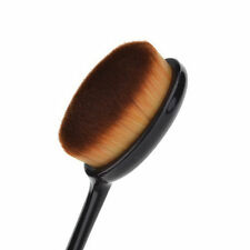 Brand New In Box MAC Oval Brush Mac Foundation Make Up Blending Contouring Brush