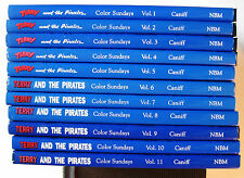 Milton Caniff TERRY AND THE PIRATES HC Coll PICK ANY VOL SUNDAYS in Color Fly B