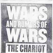 The Chariot-Wars And Rumors Of Wars CD Christian Hard Rock/Metalcore(New-Sealed)