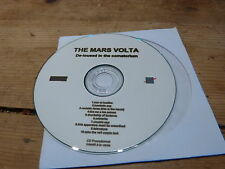 THE MARS VOLTA - DE-LOUSED IN THE COMATORIUM - RARE FRENCH PROMO CD!!!!!!!!!!!