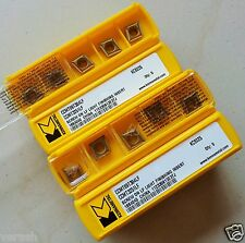 Kennametal CCMT 3251-LF 3(2.5)1 32.51 09T304 KC9225 Carbide Inserts to Finish SS