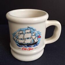 "Vintage Old Spice Shaving Mug - ""Grand Turk"" - First to fly the Stars & Stripes"