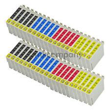 40x XL cartuchos para Epson sx100 sx105 sx110 sx115 sx200 sx205 sx210 sx215 sx510w