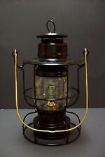 NEW DIETZ WATCHMAN RAILROAD OIL KEROSENE LANTERN 69883JB