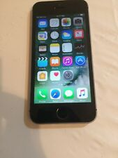 NICE CONDITION SPACE GRAY GSM UNLOCKED AT&T APPLE iPhone 5S 16GB PHONE