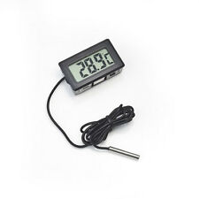 Digital LCD Refrigerator Fridge Freezer Aquarium Kitchen Temperature Thermometer