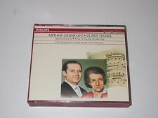 3 CD BOX/BEETHOVEN THE VIOLIN SONATAS/GRUMIAUX/CLARA HASKLI/Philips 422140-2 PDO