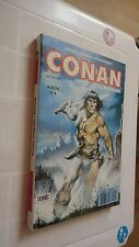 BD ALBUM CONAN VERSION INTEGRALE N°4 AVEC LES N° 10 11 ET 12 SEMIC