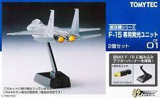 Tomytec OP01 Light-Up Afterburner Unit for F-15 Series 2 Set 1/144 Scale