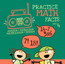 Practicing Math Facts #4 - Addition/Subtraction/Multiplication/Division