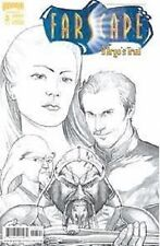 1:10 sketch variant FARSCAPE D'ARGO'S TRIAL 3 BOOM COMIC BOOK 1st print