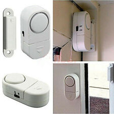 Wireless Home Security Door Window Entry Alarm Warning System Hot Magic