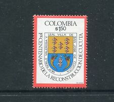 Colombia 835, MNH, Coat of Arms Cucuta 1975-1979.  x23054