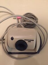 MAGICVISION USB WEB CAM AND MICROPHONE