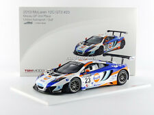 TSM McLaren MP4-12C GT3 Macau 2013 #23 LE of 500 1/18 New Release! In Stock!