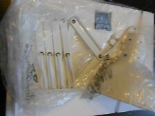 POTTERY BARN TEEN ACCORDIAN WALL LIGHT SCONCE WHITE NEW IN BOX FREE SHIPPING