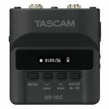 Tascam DR 10CS Micro Linear PCM Recorder For Sennheiser Lavalier Microphones